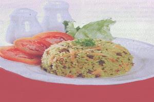 Resep Nasi Kuning Kombinasi