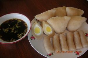 Resep Empek-Empek ( Palembang )