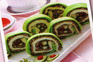 Resep Roll Lamb Sandwich