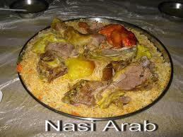 Resep Nasi Arab Istimewa