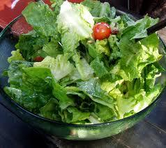 Resep Salad Hijau Campur