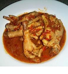 Resep Sambal Goreng Cakar Ayam