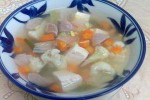 Resep Sup Jamur Putih