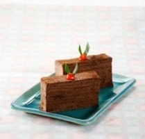 Resep Pepe Panggang Cokelat