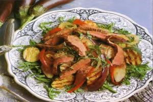 Resep Salad Caesar