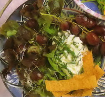 Resep Salad Keju Cottage