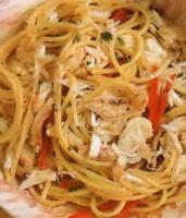 resep-salad-pasta-hangat-dan-kepiting