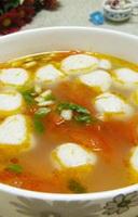 Resep Sup Ikan Tomat