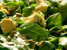 Resep Salad Bayam Dan Alpukat