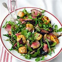 Resep Salad Roast Beef