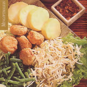 Resep Gado-Gado Padang