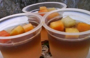 Resep Puding Mocca Cocktail