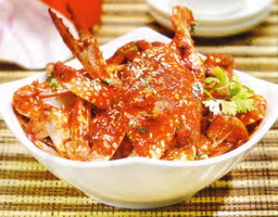 Resep Chili Crab ( Singapura)
