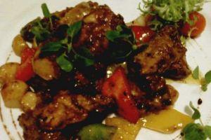 Resep Daging Sapi Saus Hati Angsa Ala China (China)