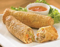 Resep Chicken Egg Roll