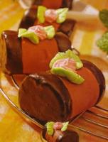 Resep Mini Roll Cake