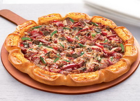 resep-pizza-daging-sapi-asap