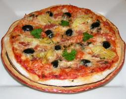 Resep Siciliana Pizza