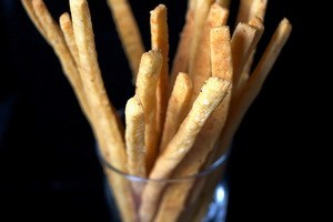 Resep Cheese Straw
