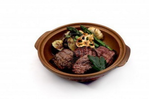 Resep Mushroom On Wagyu Beef Ementail Style