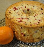 Resep Orange Angel Food Cake