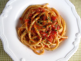 Resep Simple Spaghetti