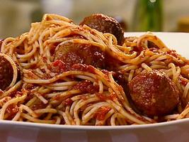 resep-spaghetti-meatballs