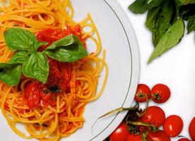Resep Spaghetti Saus Tomat Cherry