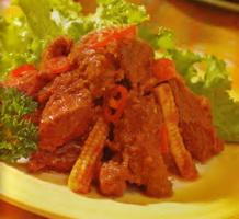 Resep Tumis Daging Kambing Jagung Putren