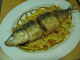 Resep Bolu Kambu + Sambal Acar Mangga Makassar