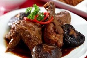 Resep Ayam Kecap Ala Singapura