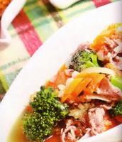 Resep Cah Brokoli Sukiyaki