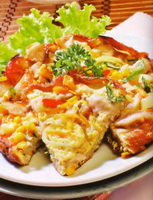 Resep Omelet Sayuran