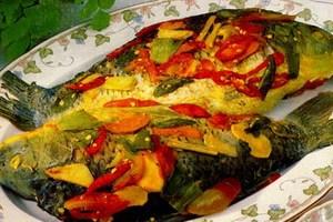 Resep Pepes Ikan Mas (Resep 1)