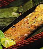Resep Pepes Ikan Mas (Resep 2)