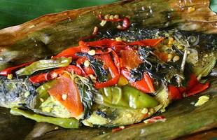 Resep Pepes Ikan Mas (Resep 3)