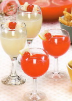 Resep Batavia Mocktail And Sparkler