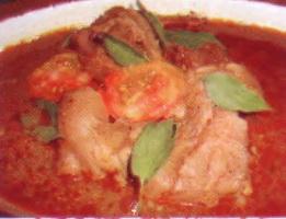 Resep Gulai Padang