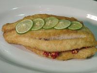 Resep Ikan Kakap Sandwich