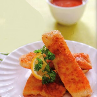 Resep Filet Fish & Chili Sauce