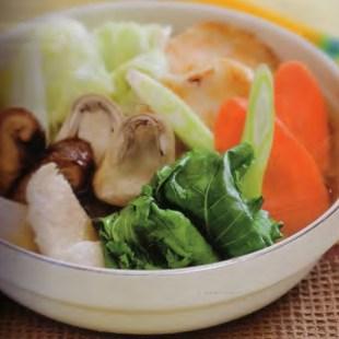 Resep Sapo Egg Tofu Dan Sayuran
