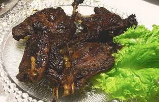 Resep Bebek Bakar Bumbu Oriental