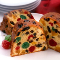 Resep Kue White Fruit Cake