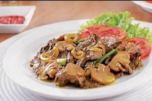 Resep Kaserol Jamur