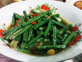 Resep Tauco Kacang Panjang
