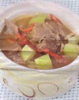 Resep Daging Kuah Petis