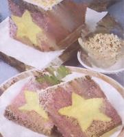 Resep Loaf Cake Bintang