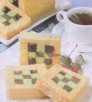 Resep Loaf Cake Domino