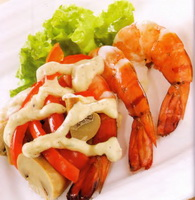 Resep Udang Flambeed