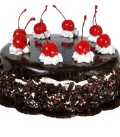 Resep Black Forest Kurma